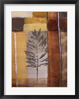 The Nearness of Autumn I Framed Print
