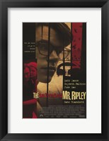 Framed Talented Mr. Ripley