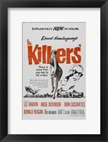 Framed Killers Explosively New