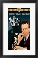 Framed Maltese Falcon Special Edition