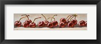 Framed Cherries II