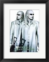 Framed Matrix Reloaded the Twins
