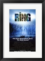 Framed Ring Scary Movie