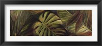 Green for Ever II Framed Print
