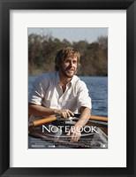 Framed Notebook Noah Calhoun