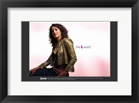 The L Word Bette Porter Framed Print
