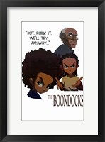 Framed Boondocks