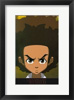 Framed Boondocks TV Series