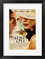 Framed Lost City Garcia Hoffman Murray Sastre