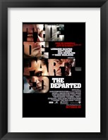 Framed Departed Movie