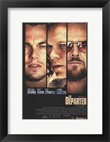 Framed Departed Cast