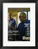 Framed Departed Golden Globe