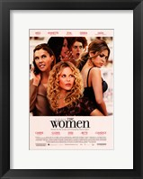 Framed It's all about...The Women