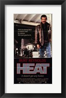 Framed Heat Nick Escalante