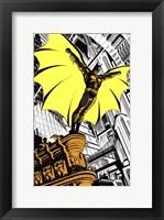 Framed Batman Returns Comic