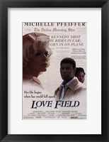 Framed Love Field