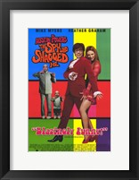 Framed Austin Powers 2: The Spy Who Shagged Me
