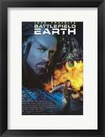 Framed Battlefield Earth