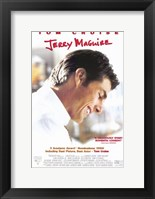 Framed Jerry Maguire
