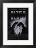 Framed Pitch Black Film