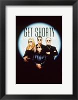 Framed Get Shorty