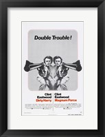 Framed Dirty Harry Double Trouble