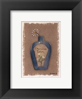Chamomile Lotion Framed Print