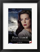 Framed Pearl Harbor Kate Beckinsale