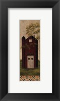 The Olde Barn Framed Print