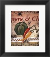 Framed Pepper