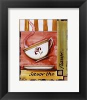 Framed Savor the Flavor