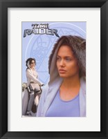 Framed Lara Croft: Tomb Raider Angelina Jolie