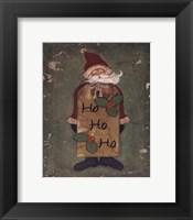 Framed Ho, Ho, Ho
