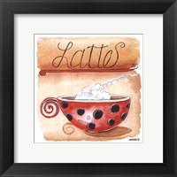 Framed Lattes