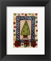Greetings Framed Print
