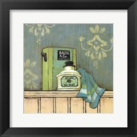 Framed Citrus Body Wash