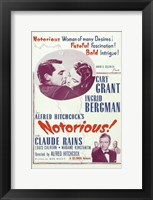 Framed Notorious Woman of Many Desires!