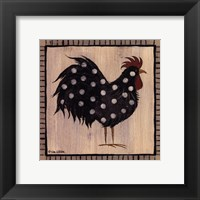 Framed Chicken Pox I