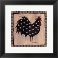 Framed Chicken Pox I