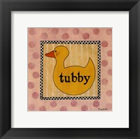 Framed Tubby