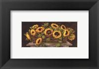 Framed Flores del Sol