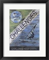 Framed Challenges