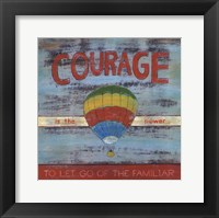 Framed Courage
