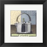 Framed Teiera