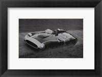 Framed Nurburgring 1000k, 1956