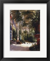 Framed Palm House