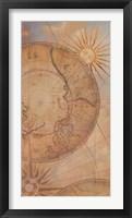 Framed Sun Chart