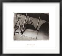 Framed Biplane Detail