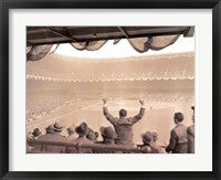 Framed Home Run  1939 World Series