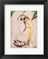 Leimaker Framed Print